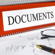 Documents — Stock Photo #21417245