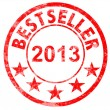 Best seller 2013 — Stock fotografie