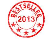 Beste verkoper 2013 — Stockfoto