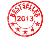 """best seller"" 2013 — Foto de Stock"