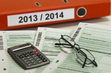 Tax form and tax office