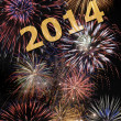 New year 2014 — Stock Photo #24585589
