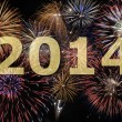 New year 2014 — Stock Photo #24609081