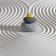 Japan zen garden - Stock Photo