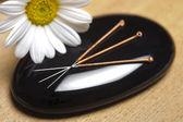 Acupuncture — Stock Photo