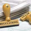 Rules and regulations — Stock Photo #25184919