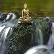 Buddha figure — Stock Photo