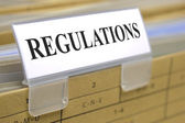 Regulations — Stock Photo