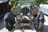 Автомобиль ралли раритетных автомобилей — Стоковое фото
