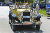 旧型車の集会 — ストック写真