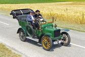 Rallye automobile Oldtimer — Photo