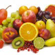 Fresh mixed fruits — Stock Photo #32805591