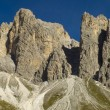 Alps dolomites — Stock Photo