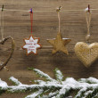 Xmas decoration — Stock Photo #35538431