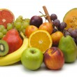 Fresh mixed fruits — Stock Photo #37200949