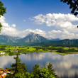 Panorama landscape in Bavaria — Stock Photo #46354945
