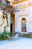 Restaurante italiano — Fotografia Stock