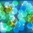 Abstract background bokeh effect — 图库矢量图片 #12685077