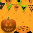 Halloween party background2 — Stock Vector #12397158