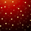 Royalty-Free Stock Imagen vectorial: Heart background