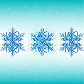Christmas decoration background with space for text — Stockvektor