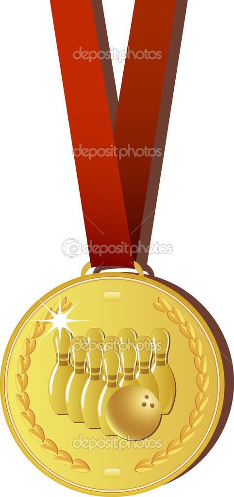 Résultats de recherche d'images pour «medaille or quilles»