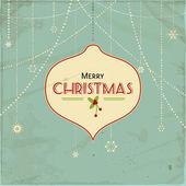 Background2 de natal vintage — Vetorial Stock