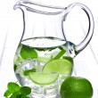Pitcher of lemonade — Stockfoto #12871822