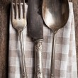 Old cutlery — Stock Photo #14747273