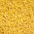 Bulgur wheat pattern - Stock Photo