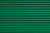 Papelão ondulado verde — Foto Stock