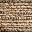 Texture of jute canvas — Stock Photo
