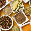 Various spices and herbs. — Stock Photo #21030691