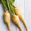 Fresh parsnip — Foto Stock