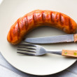 Grilled sausage - Photo