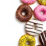 Various donuts — Stock Photo #25258983