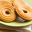 Sweet ring biscuit — Stock Photo