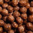 Chocolate cereal balls — Foto de Stock