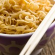 Boiled chinese noodles — Stock Photo #37097289