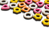 Colorful confectionery — Stock Photo