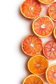 red oranges — Stock Photo