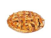 Apple pie homemade — Stock Photo