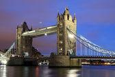 Famous Tower Bridge, London — Stock Photo
