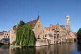 Medieval Bruges — Stock Photo