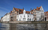 Brugge's canals — Stock Photo