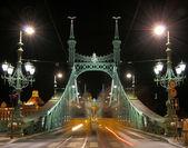 Budapest par nuit. — Photo