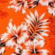 Hawaiian patterns - Stock Photo