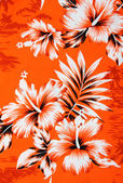 Hawaiian patterns — Stock Photo