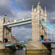 Stock Photo: Famous Tower Bridge