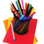 School -supplies — Stock Photo #16544383